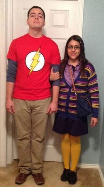 15-Creative-Unique-Couple-Halloween-Costume-Ideas-2015-  sc 1 st  Girlshue & 15 Creative u0026 Unique Couple Halloween Costume Ideas 2015 | Girlshue