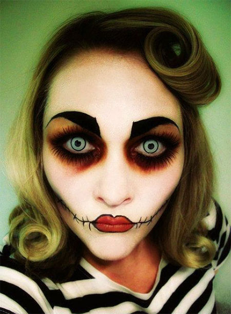 15-Halloween-Doll-Face-Makeup-Ideas-Trends-Styles-2015-2