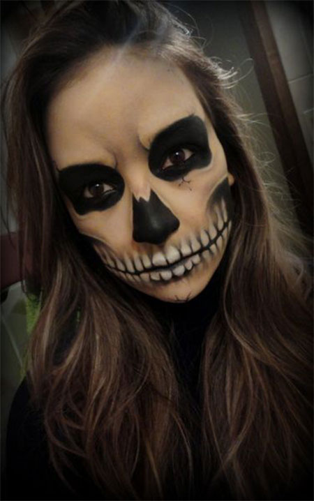 15-Halloween-Half-Face-Teeth-Mouth-Make-Up-Ideas-2015-15