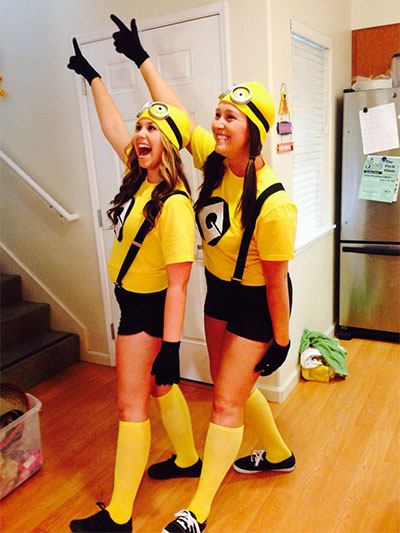 Minion Halloween Costumes For Girls.Minion Costume For Teenagers 15 Minion Halloween Costume Ideas For