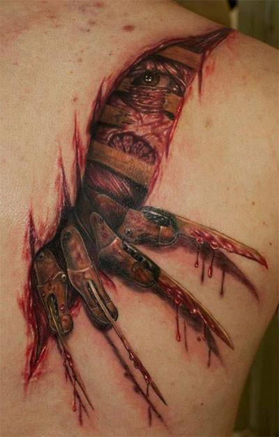 18-Scary-Creative-Halloween-Inspired-Temporary-Tattoo-Designs-Ideas-2015-12