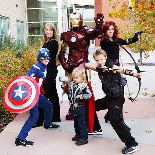 20+ Best Yet Funny Family Themed Halloween Costume Ideas 2015 ...