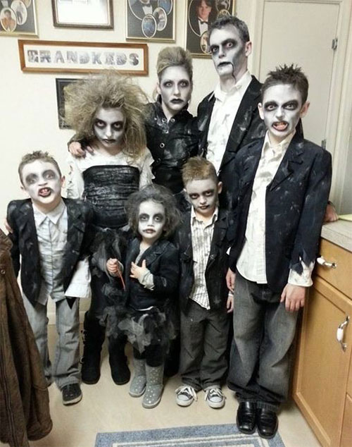 20 Best Yet Funny Family Themed Halloween Costume Ideas