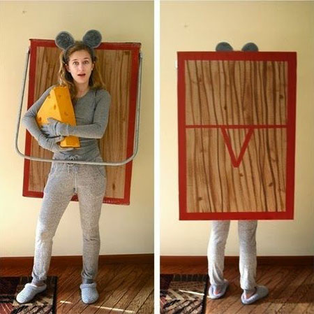 20+ Cheap Easy &amp Unique Homemade Halloween Costumes Ideas - Cool Simple Halloween Costumes