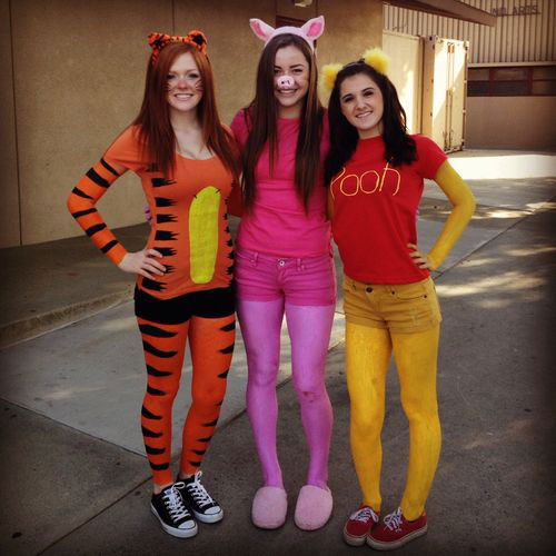 20+ Inspiring Halloween Costume Ideas For Group Of Girls 2015 ...