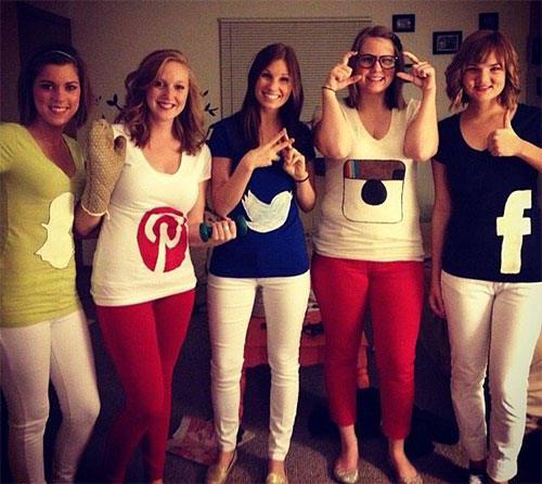 20 Inspiring Halloween Costume Ideas For Group Of Girls