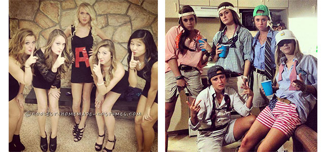20 inspiring halloween costume ideas for group of girls 2015 girlshue