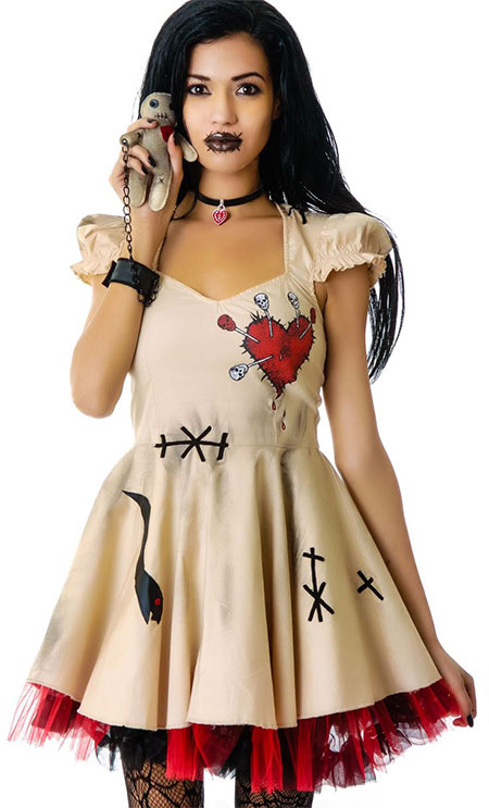 25-Scary-Halloween-Costumes-Outfit-Ideas-For-Girls-Women-2015-2