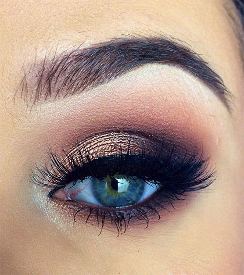 15-Fall-Eye-Makeup-Looks-Trends-Ideas-For-Girls-Women-2015-6