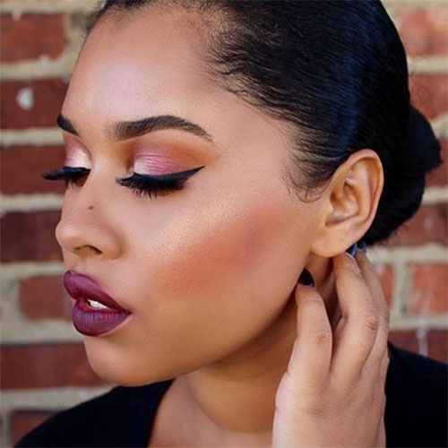 15-Inspiring-Fall-Makeup-Styles-Looks-Ideas-For-Girls-Women-2015-14
