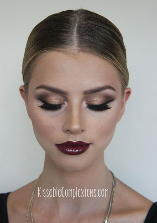 15-Inspiring-Fall-Makeup-Styles-Looks-Ideas-For-Girls-Women-2015-5