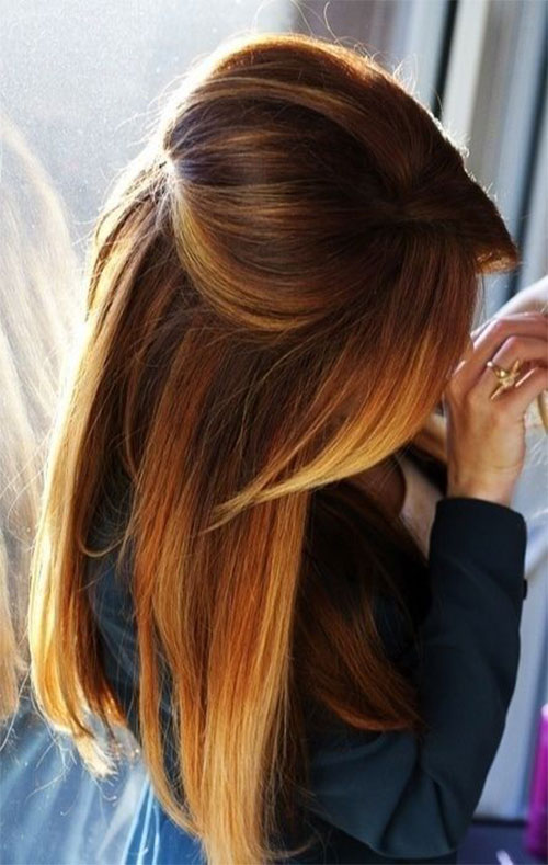 18 latest fall autumn hairstyle trends ideas for girls