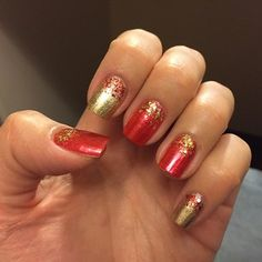 10 Ideas for Chinese New Year Nail Art 2016 -1