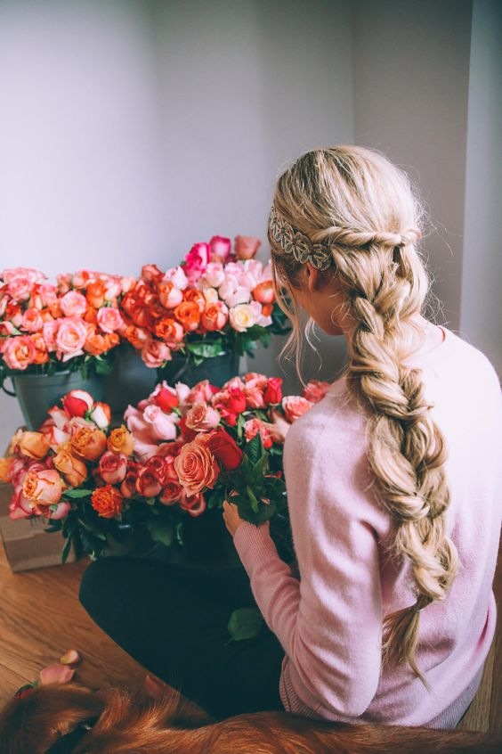 2016 Valentine's Day Hairstyles for Women 3