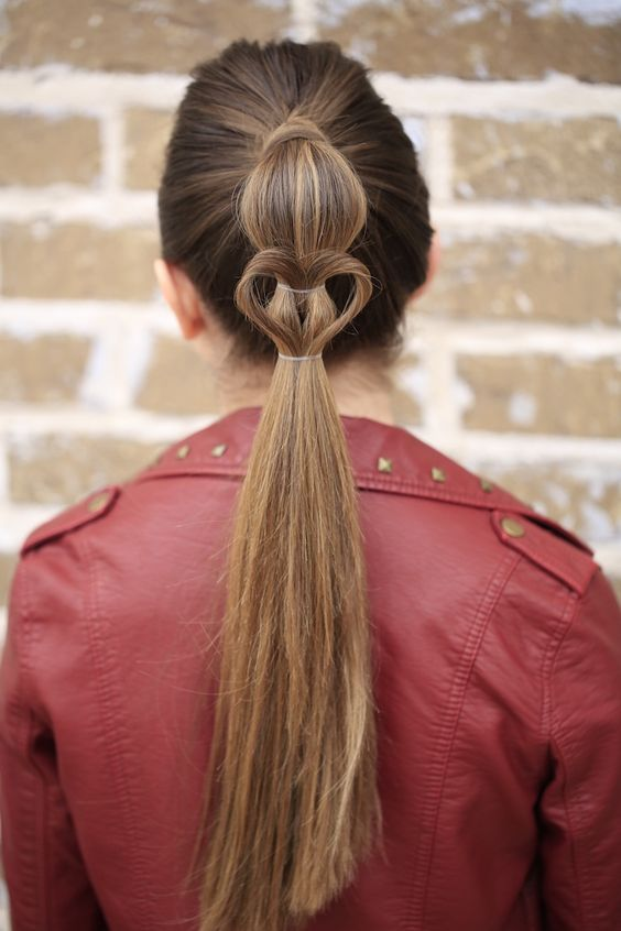 2016 Valentine's Day Hairstyles for Women 4