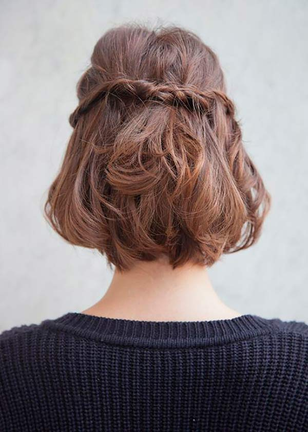 2016 Valentine's Day Hairstyles for Women 5