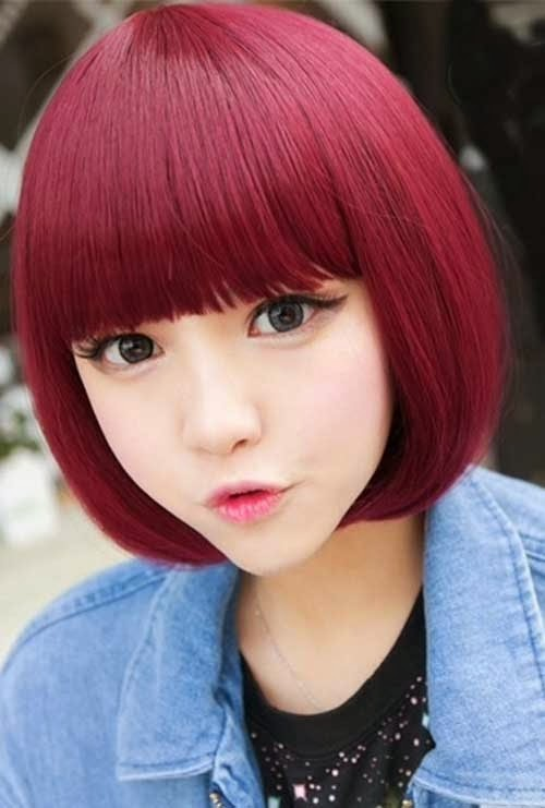 5 Chinese New Year Hairstyle For 2016 Girlshue