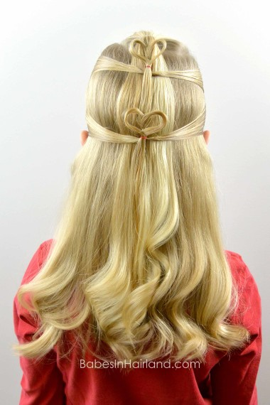 2016 Valentine's Day Hairstyles for Women 6