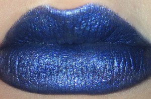 Lucky Makeup Ideas for the Chinese New Year 2016 - Blue 1