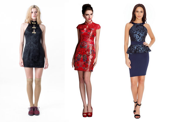 Dress Ideas for 2016 Chinese New Year