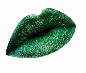 Lucky Makeup Ideas for the Chinese New Year 2016 - Green 2