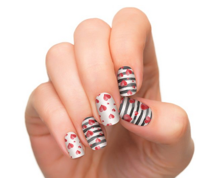 Valentine's Day Nail Art 2016 1