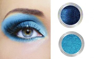 Lucky Makeup Ideas for the Chinese New Year 2016 - Blue 2