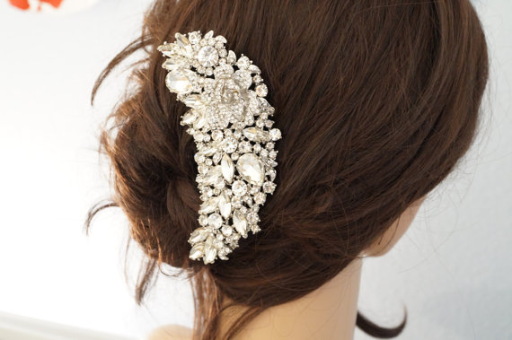 20 Wedding Hair Accessories for Spring 2016 2