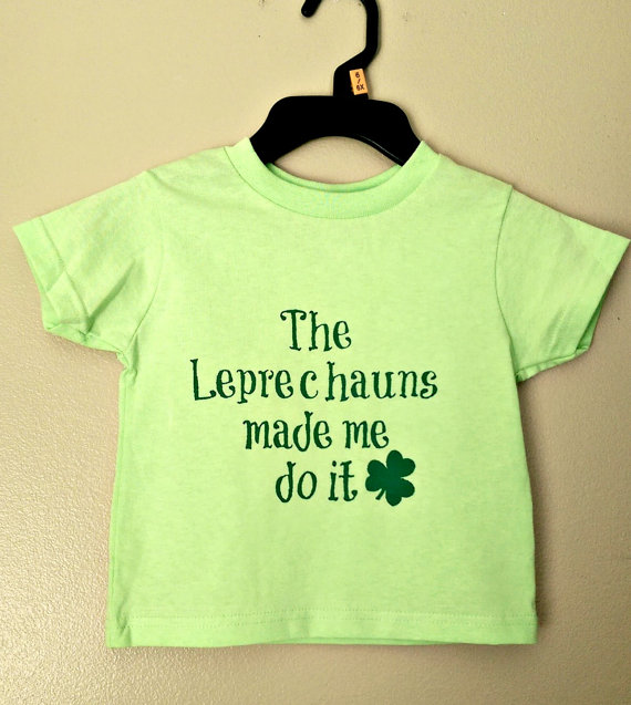 15 Great Shirt Ideas for St. Patrick's Day 10