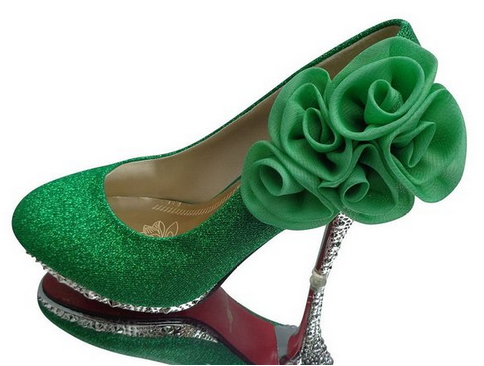 15 St. Patrick's Day High Heels 2016 10