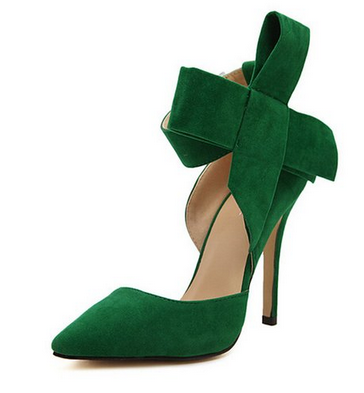 15 St. Patrick's Day High Heels 2016 11
