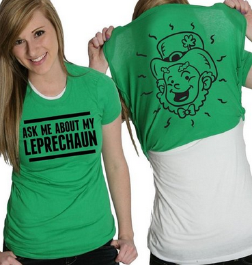 15 Great Shirt Ideas for St. Patrick's Day 12