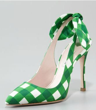 15 St. Patrick's Day High Heels 2016 12