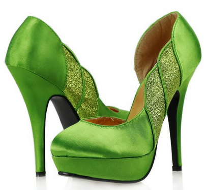 15 St. Patrick's Day High Heels 2016 14