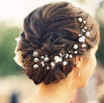 20 Wedding Hair Accessories for Spring 2016 13