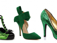 15 St. Patrick's Day High Heels  2016