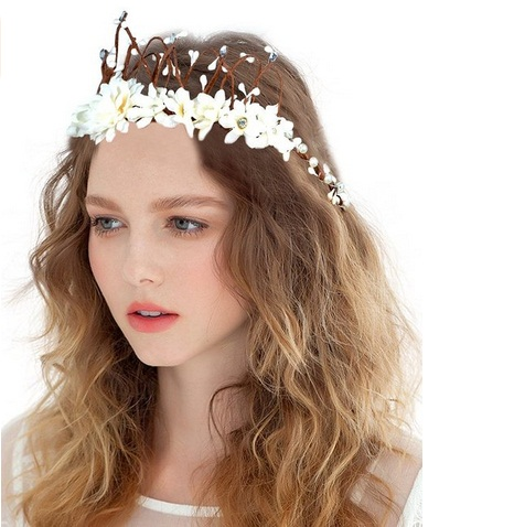 20 Wedding Hair Accessories for Spring 2016 16