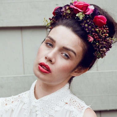 20 Wedding Hair Accessories for Spring 2016 17