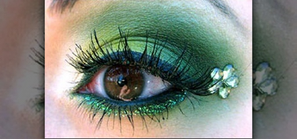 18 St. Patrick's Day Makeup Ideas for 2016 16