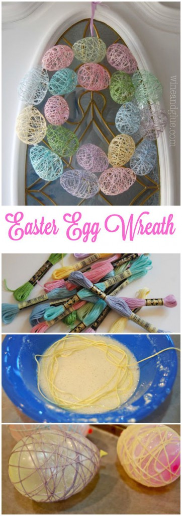 20 Easter Eggs Craft Ideas 2016 - 10