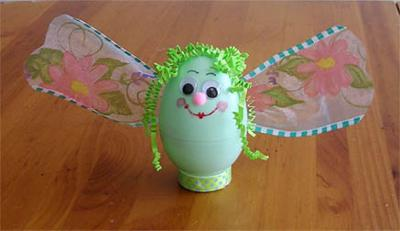 20 Easter Eggs Craft Ideas 2016 - 18