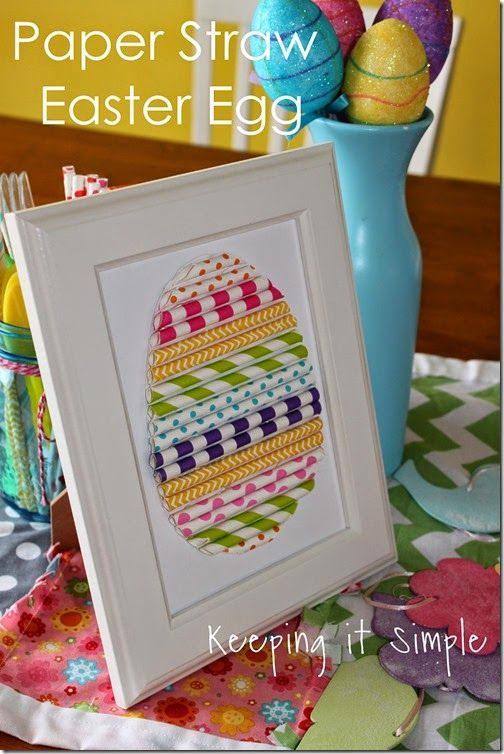 20 Easter Eggs Craft Ideas 2016 - 8