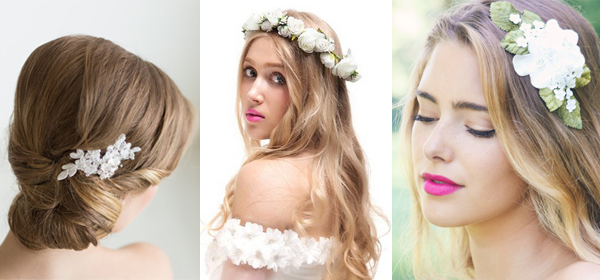 20 Wedding Hair Accessories for Spring 2016