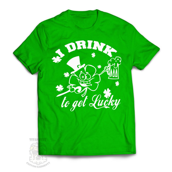 15 Great Shirt Ideas for St. Patrick's Day 4