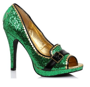 15 St. Patrick's Day High Heels 2016 2