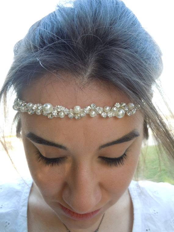 20 Wedding Hair Accessories for Spring 2016 9
