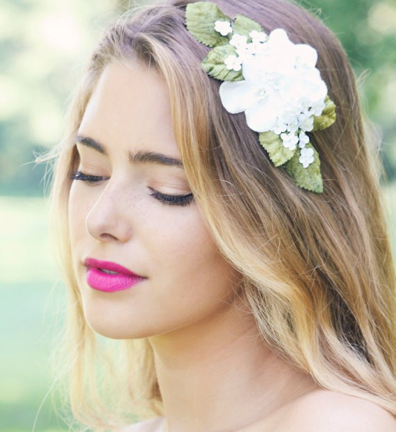 20 Wedding Hair Accessories for Spring 2016 12