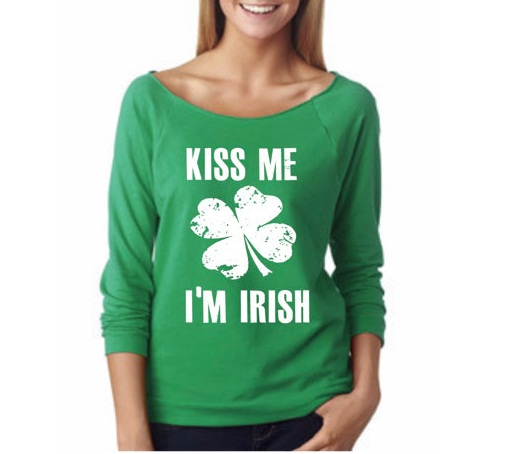 15 Great Shirt Ideas for St. Patrick's Day 6