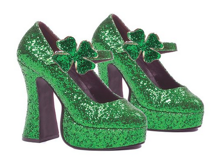 15 St. Patrick's Day High Heels 2016 4