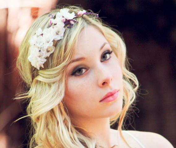 20 Wedding Hair Accessories for Spring 2016 14